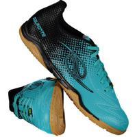 Chuteira Dalponte Flash Futsal Turquesa 8f7d254330065