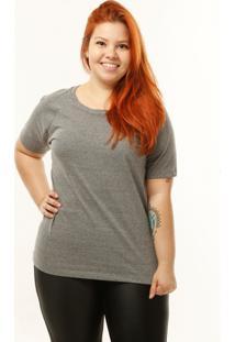 Camiseta Funfit Camiseta Feminina Funfit - Eco Friendly Cinza
