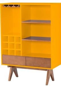 Cristaleira Paes 2 Gv Amarelo