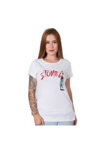 Camiseta Grafite Branco