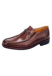 Sapato Social Sandro Moscoloni Harvey Marrone