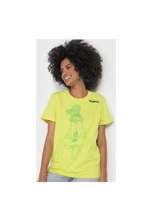 Camiseta Colcci Pateta Verde