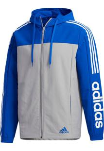 Jaqueta Adidas M E Cb Wb Azul