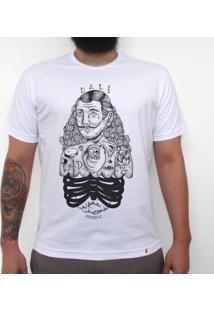 Sailor Dalí - Camiseta Clássica Masculina