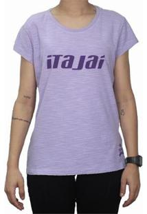 Camiseta Babylook Travel Itajai Mormaii Feminina - Feminino