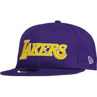 149438cee Fut Fanatics. Boné New Era Nba Los Angeles Lakers ...