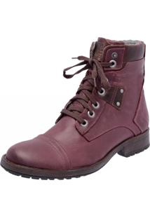 Bota Mega Boots 1010 Vinho