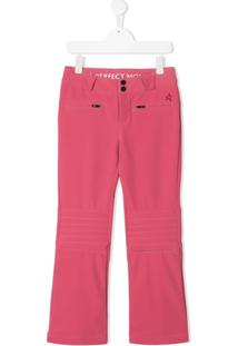 Perfect Moment Kids Calça Flare 'Aurora' - Rosa