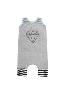 Pijama Regata Comfy Diamante