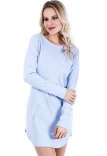 Vestido Feminino Brenda Lee - Azul