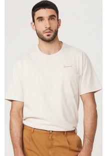 Camiseta Masculina Manga Curta Super Cotton