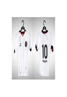 Camisa Infantil Brasil De Pelotas 2016 Nº: 10 Segundo Uniforme 4138654