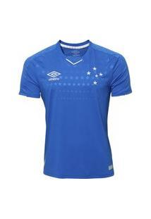 Camisa Umbro Cruzeiro Oficial I 2019 Juvenil