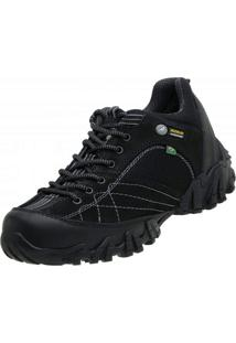 Bota Adventure Alcalay Grace Horse Preto