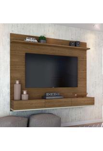 Painel Para Tv 55 Polegadas Winterfel Rústico E Off White 180 Cm
