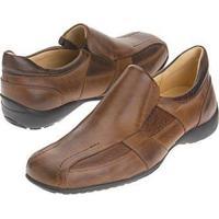 e900e2bcd Sapato Sandro Moscoloni Banta Slip Conhaque