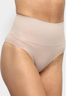 Calcinha Modeladora Trifil Básica - Feminino-Nude