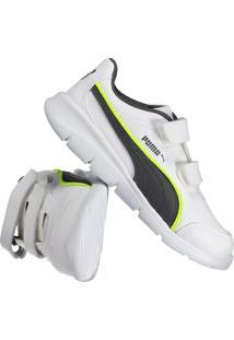 cb0641f2f3230 Tênis Para Meninos Branco Conforto Dia A Dia infantil
