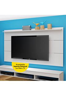 Painel Para Tv Até 50 Polegadas Slim Branco - Artely
