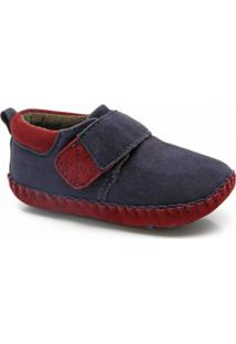 Sapato Tp-Boots Terra Pé Marinho