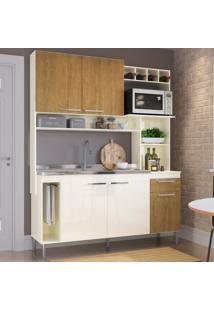 Cozinha Compacta Flora - Casamia Elare