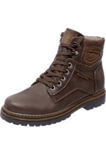 Bota Mega Boots 6019 Café