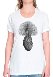 Floresta Interior - Camiseta Basicona Unissex