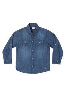 Camisa Infantil Menino Milon Jeans