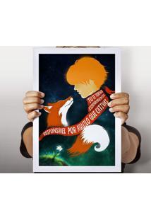 Poster Pequeno Príncipe