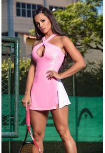 Vestido Hipkini Mp Nottingham Rosa U