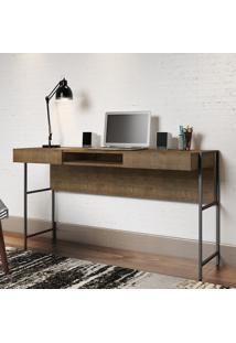 Mesa Para Computador 27800 Com 2 Gavetas Em Mdp