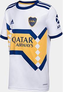 Camisa Boca Juniors Infantil Away 20/21 S/N° Torcedor Adidas - Masculino