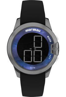 Relógio Mormaii Digital Luau Mo13001D8P Preto