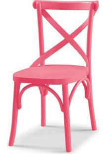 Cadeira X Cor Rosa - 31324 - Sun House