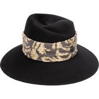 Chapéu Com Aba Maison Michel feminino  19dc2108cb9