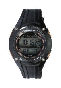 Relógio Digital Speedo 81169L0 - Feminino - Preto