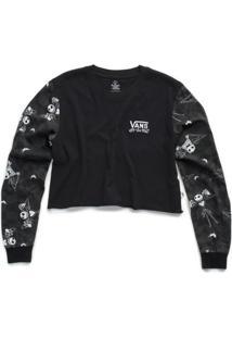 Camiseta Ml Jacks Check Bf - M