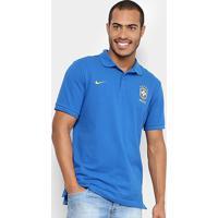 Netshoes. Camisa Polo Seleção Brasil 2018 Nike Masculina - Masculino 6240a7e80adb5