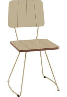 Cadeira Costela Meia Lua-Daf Mobiliário - Fendi