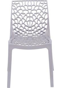 Cadeira Gruvyer- Fendi- 80,5X52,5X42Cm- Or Desigor Design