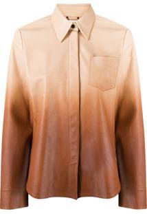 Dorothee Schumacher Camisa Bicolor - Neutro