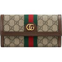9e5585484 Farfetch. Gucci Carteira 'Ophidia Gg' ...