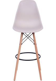 Banqueta Dkr- Fendi & Marrom- 106X56X56Cm- Or Deor Design