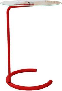 Mesa Lateral Cora Vermelha