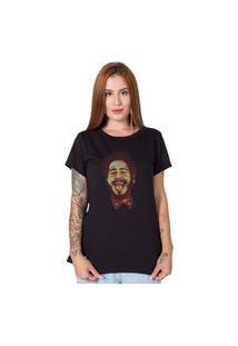 Camiseta Post Malone Preto