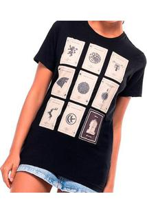 Camiseta Got Useliverpool Feminina - Feminino-Preto