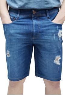 Bermuda Jeans Riccieri Concept