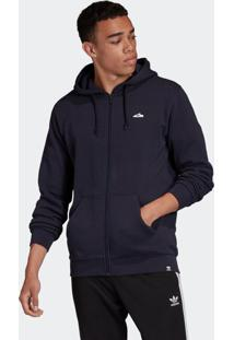 Jaqueta Adidas Sst Fz Originals Azul