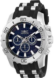 b407c526ea4 Relógio Invicta Analógico Pro Diver - 22559 Masculino - Masculino