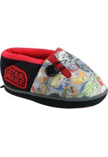 Pantufa Infantil Riscen Star Wars